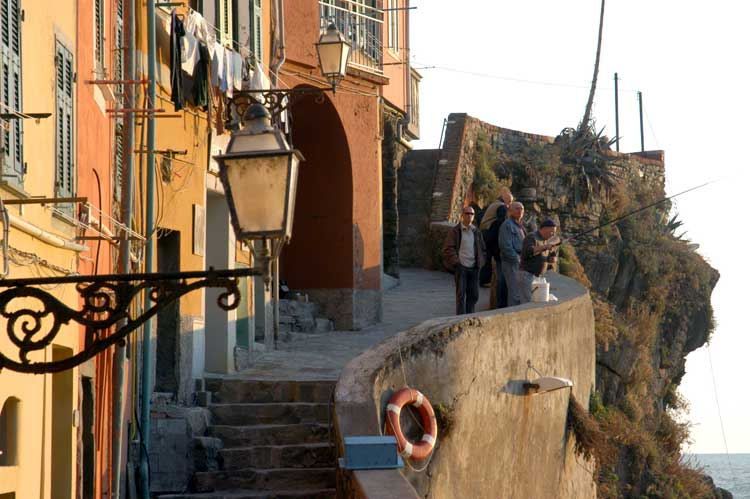 Holidays Cinque terre Liguria, the best places in Liguria